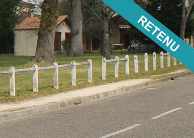[Projet N°02] Rénovation des paddocks le long des espaces verts