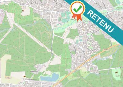 [Projet N°01] Inventaire et signalisation des chemins communaux de randonnée