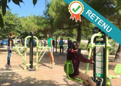 [Projet N°04] Le sport de plein air pour tous, entre le Bourg et la House