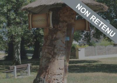 [Non Retenu] Planter des arbres et créer une arbrothèque