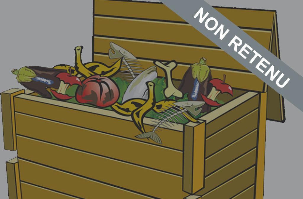 [Non Retenu] Valorisation du compostage individuel et collectif